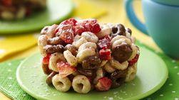 """Pastelitos"" Redondos De Desayuno Con Cheerios™"
