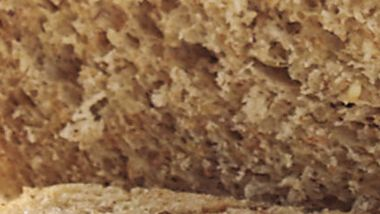 Wheat and Flax Bread
