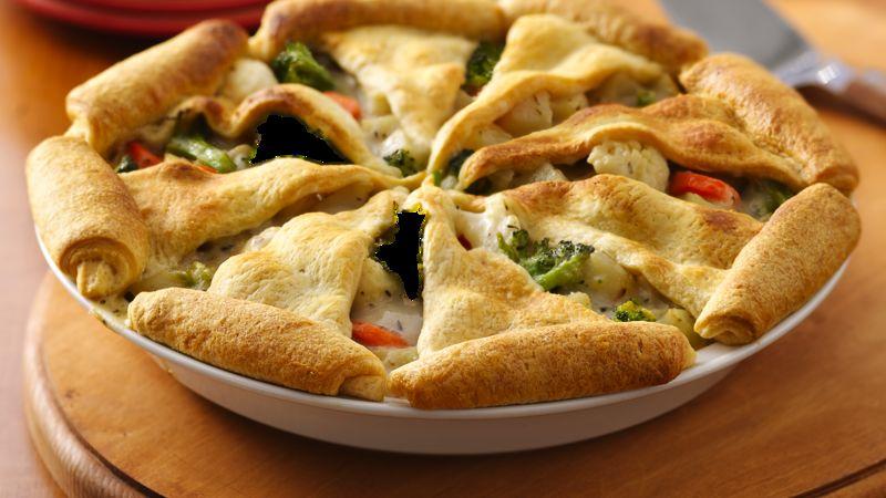Veggie Lovers' Pot Pie