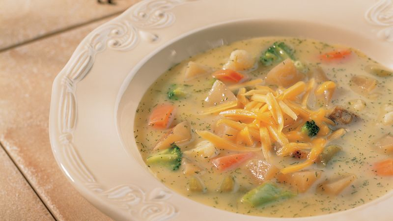 Harvest Vegetable Chowder