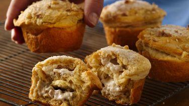 Grands!® Honey-Walnut Filled Muffins