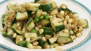 Summer Zucchini Stir-Fry
