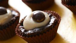 Tartaletas de Chocolate y Capuchino Sin Gluten