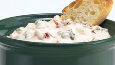 Asiago Sun-Dried Tomato Dip