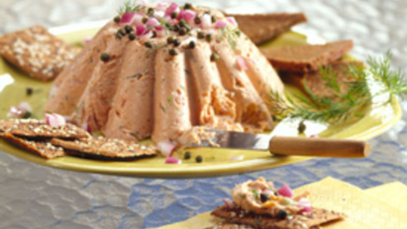 Easy Salmon Pâté