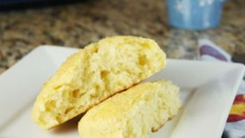 Lemon Honey Scones