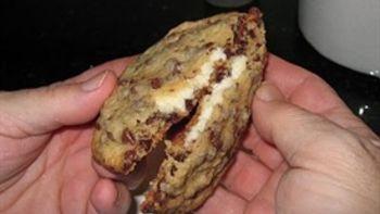 Aphrodisiac Cream Cheese-Stuffed Chocolate Chip Cookies