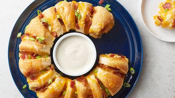 Hot Cheesy Party Ring