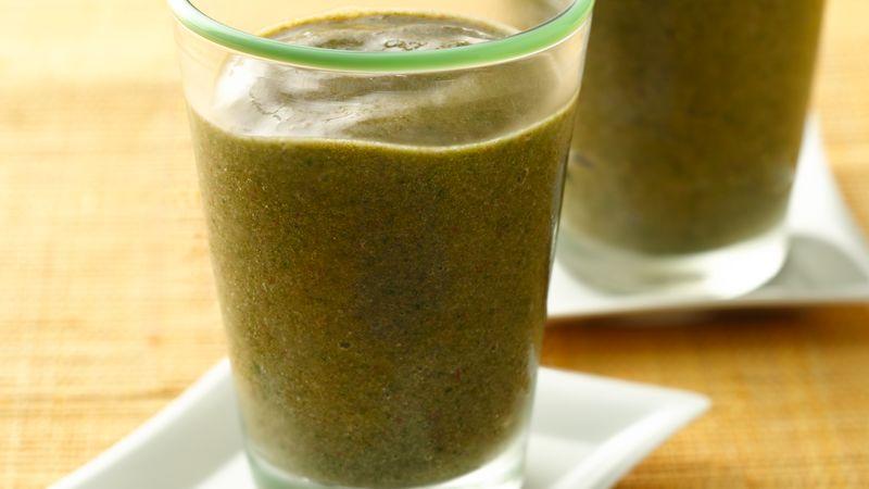 Beginner Green Spinach Smoothies