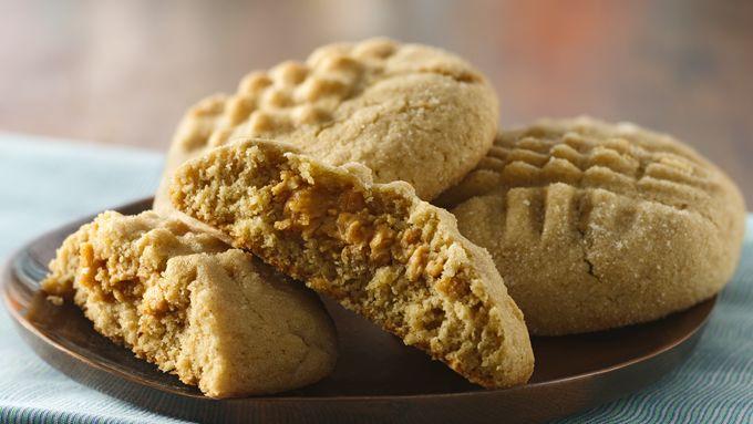 Gluten-Free Double Peanut Butter Cookies