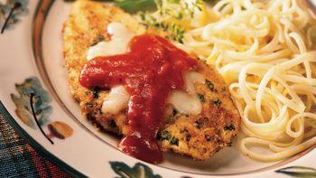 Simple Chicken Parmigiana