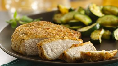 Italian Breaded Pork Chops