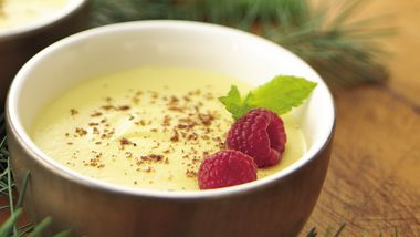 Eggnog Pots de Crème