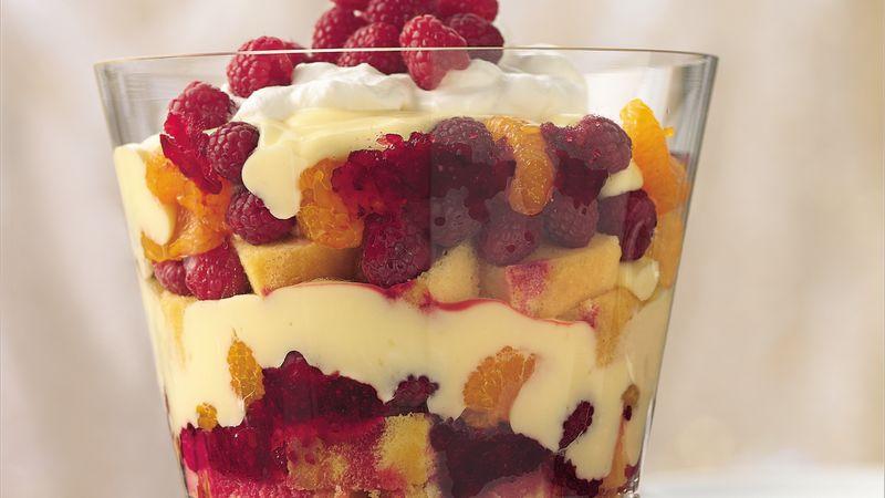 Easy Orange-Cranberry Dessert
