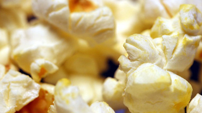 Homemade Popcorn with Latin Seasoning