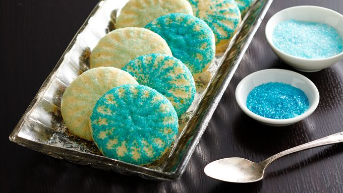 Double Sugar Cookies