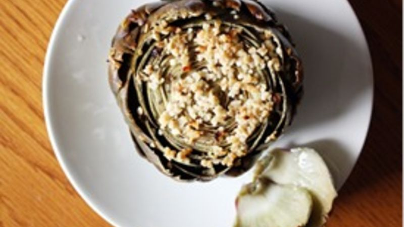 Roasted Artichoke
