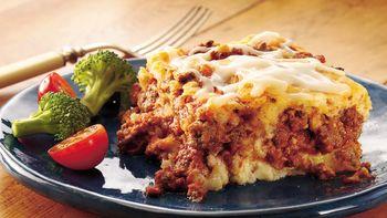 Speedy Lasagna Supper