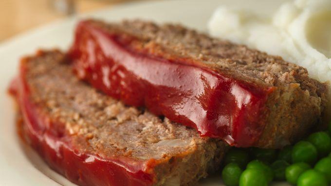 Gluten-Free Glazed Meatloaf