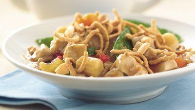 Chicken-Cashew Casserole