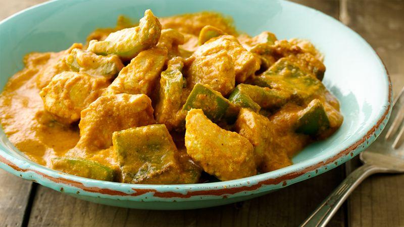 Gluten-Free Indian Chicken Curry