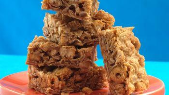 Honey Nut Stacks of Snacks