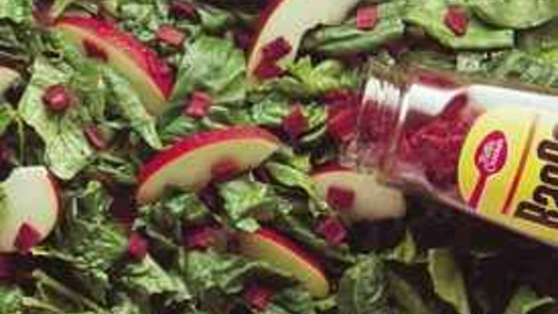 Spinach-Apple Salad