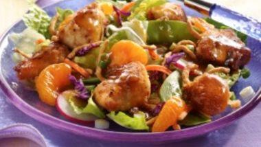 Asian-Style Chicken Salad