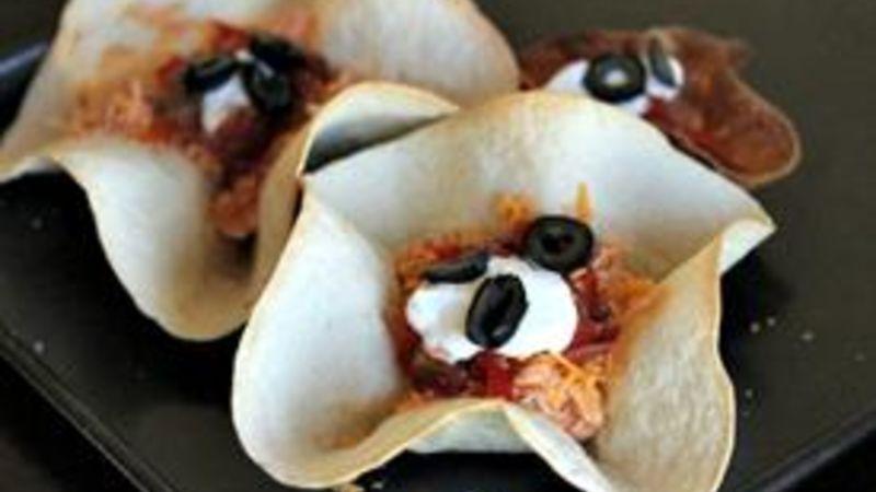 Chicken Enchilada Bowls