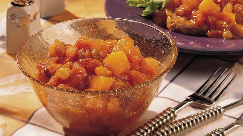 Slow-Cooker Golden Fruit Chutney