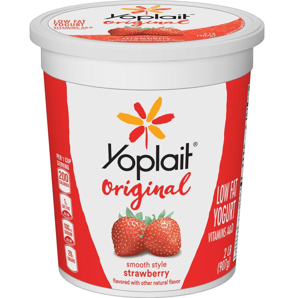 Discover new ways Yoplait® bulk yogurt can make your menu!