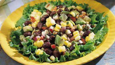 Miami Black Bean and Corn Salad