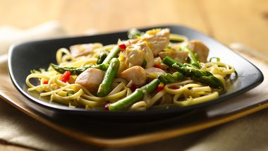 Quick Chicken Scampi