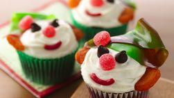 Cupcakes Red Velvet con forma de Alce