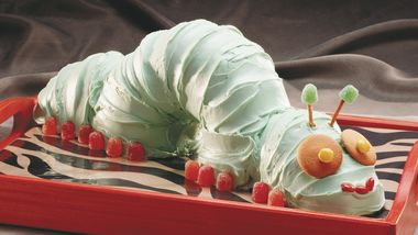 Inchworm Cake