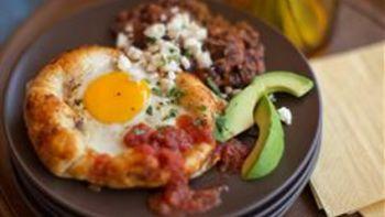 Huevos Rancheros Tarts