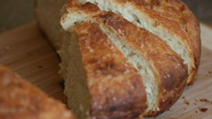 Easy Buttermilk Pot Bread
