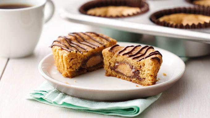 Peanut Butter Cup Secret Center Cookies