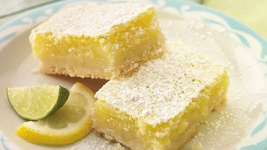 Tropical Citrus Bars