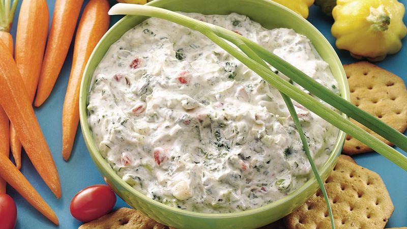 Creamy Spinach Dip