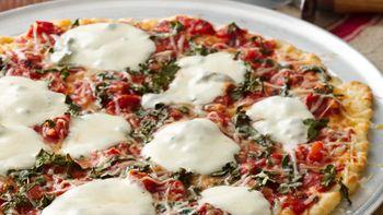 Gluten-Free Margherita Pizza