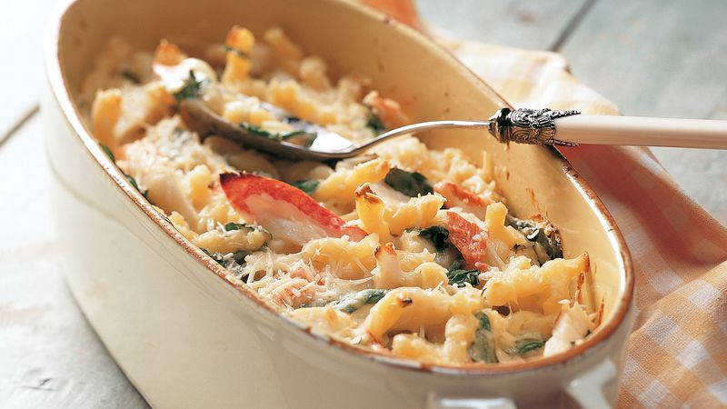Chicken and Spinach Casserole