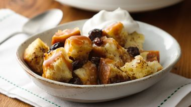 Slow-Cooker Bread Pudding