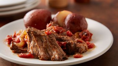Slow-Cooker Mexican Pot Roast