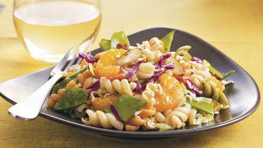Crunchy Asian Pasta Salad