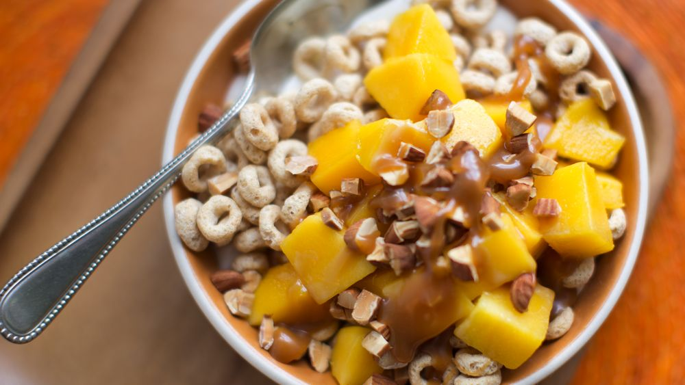 Mango Salted Caramel Cheerios®