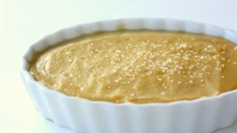 Salted Butterscotch Pudding