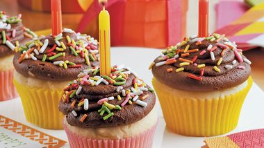 Gluten-Free Celebration Cupcakes