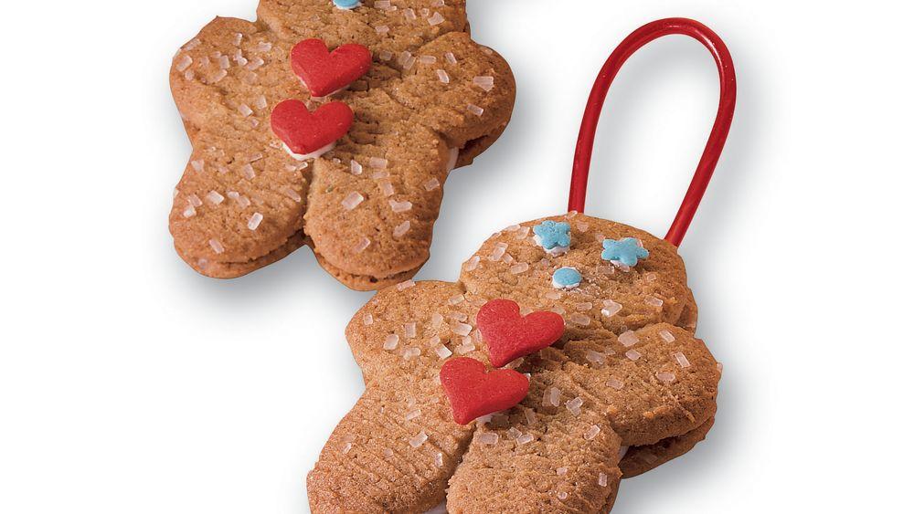 Gingerbread Folks Ornaments