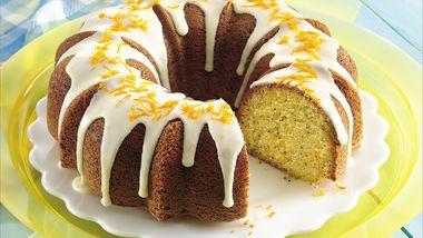 Orange-Poppy Seed Cake